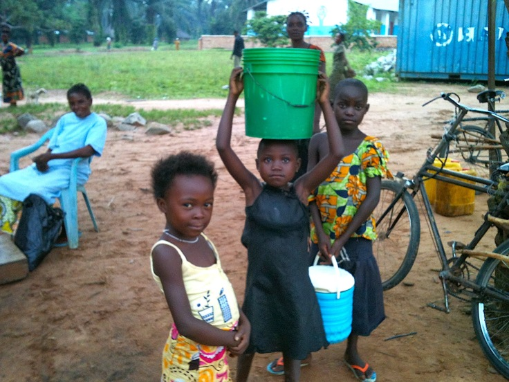 Water DRC 2013